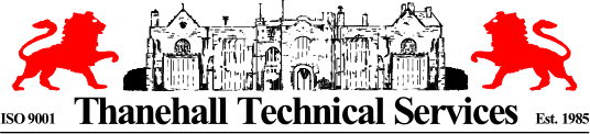 Thanehall Technical Services Logo